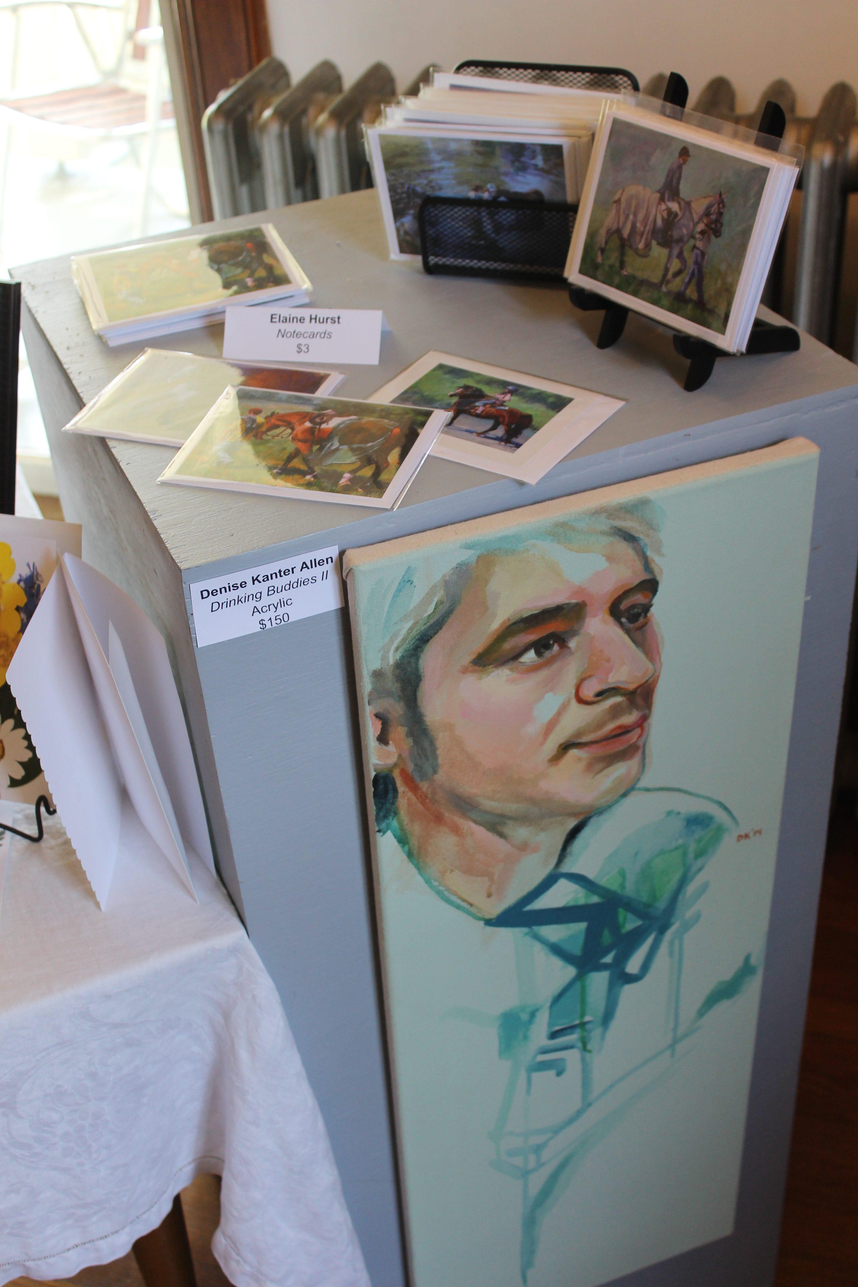 Spitzer Art Shop | Harrisonblog.com