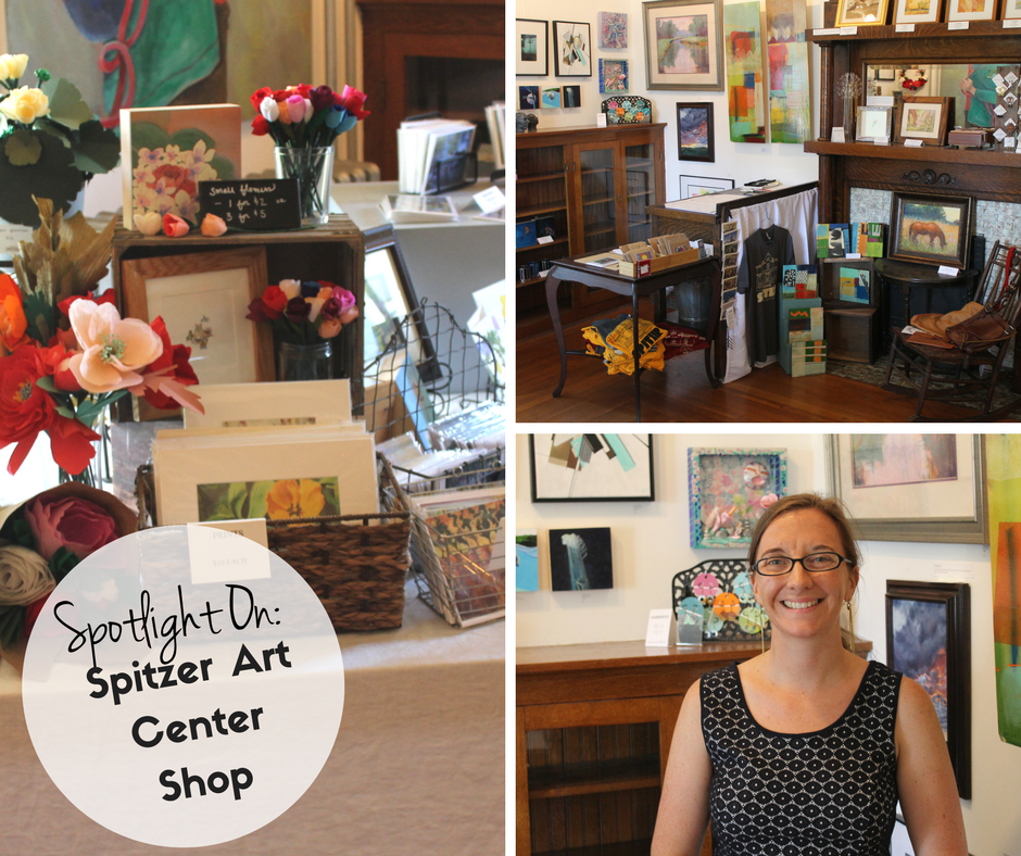 Spotlight on: Spitzer Art Center Shop | Harrisonblog.com