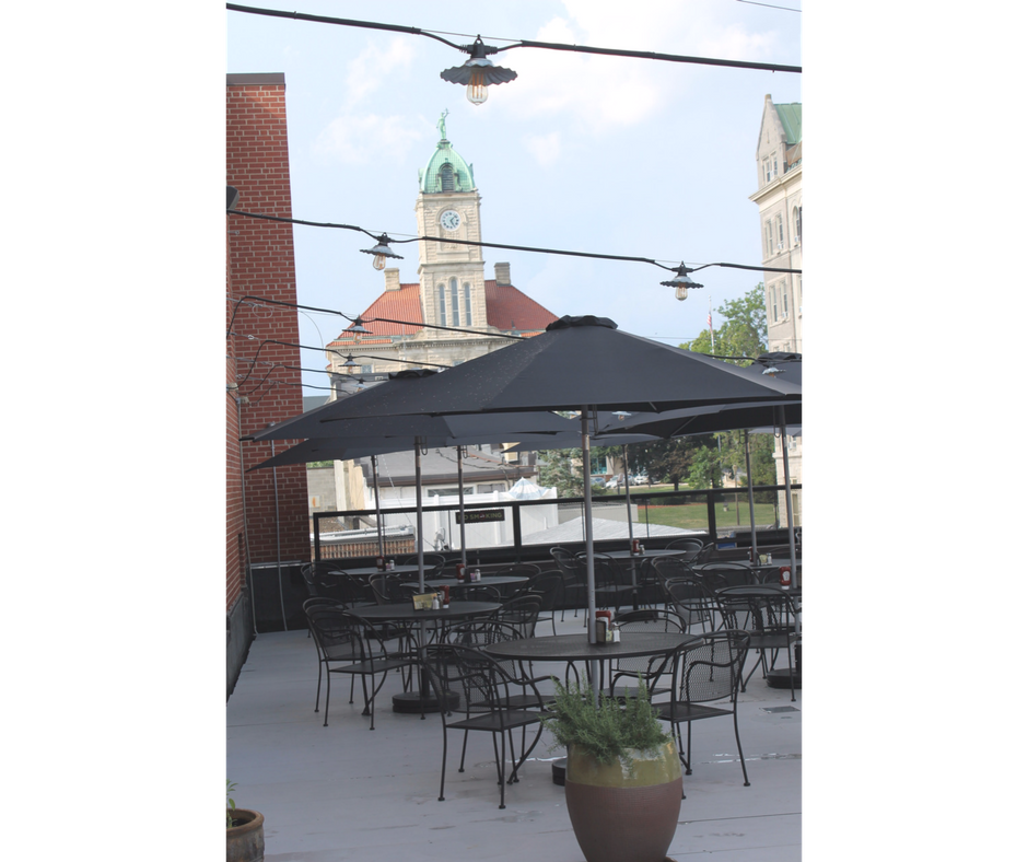 The RoofTop at Jimmy Madison's   The Harrisonburg Homes Team