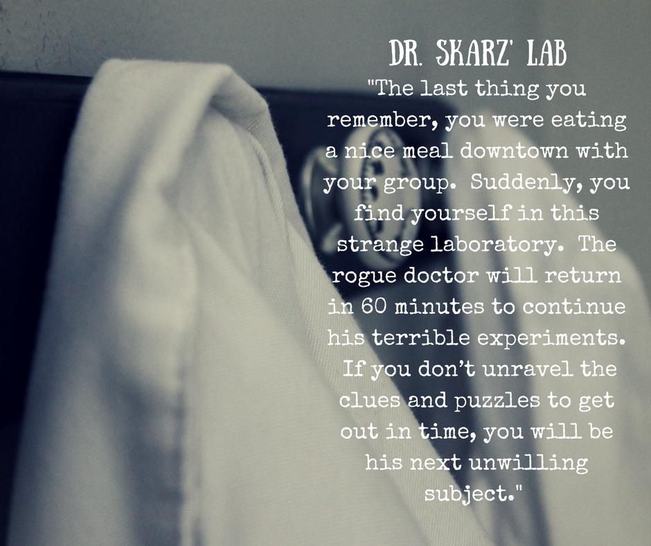 Dr. Skarz Lab