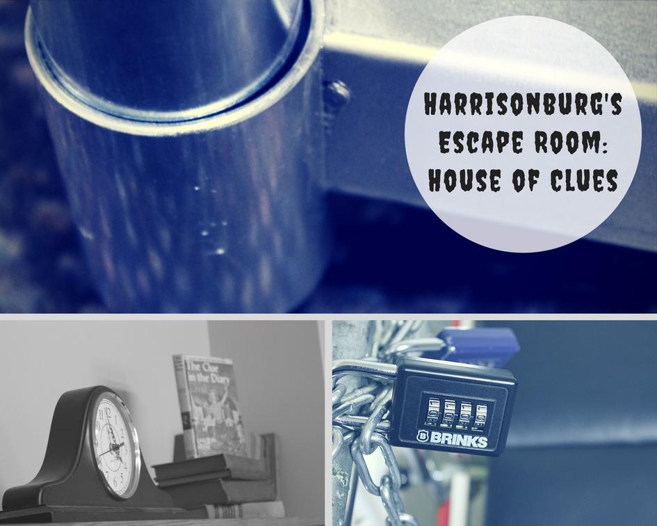 House of Clues | Harrisonburg Homes Team