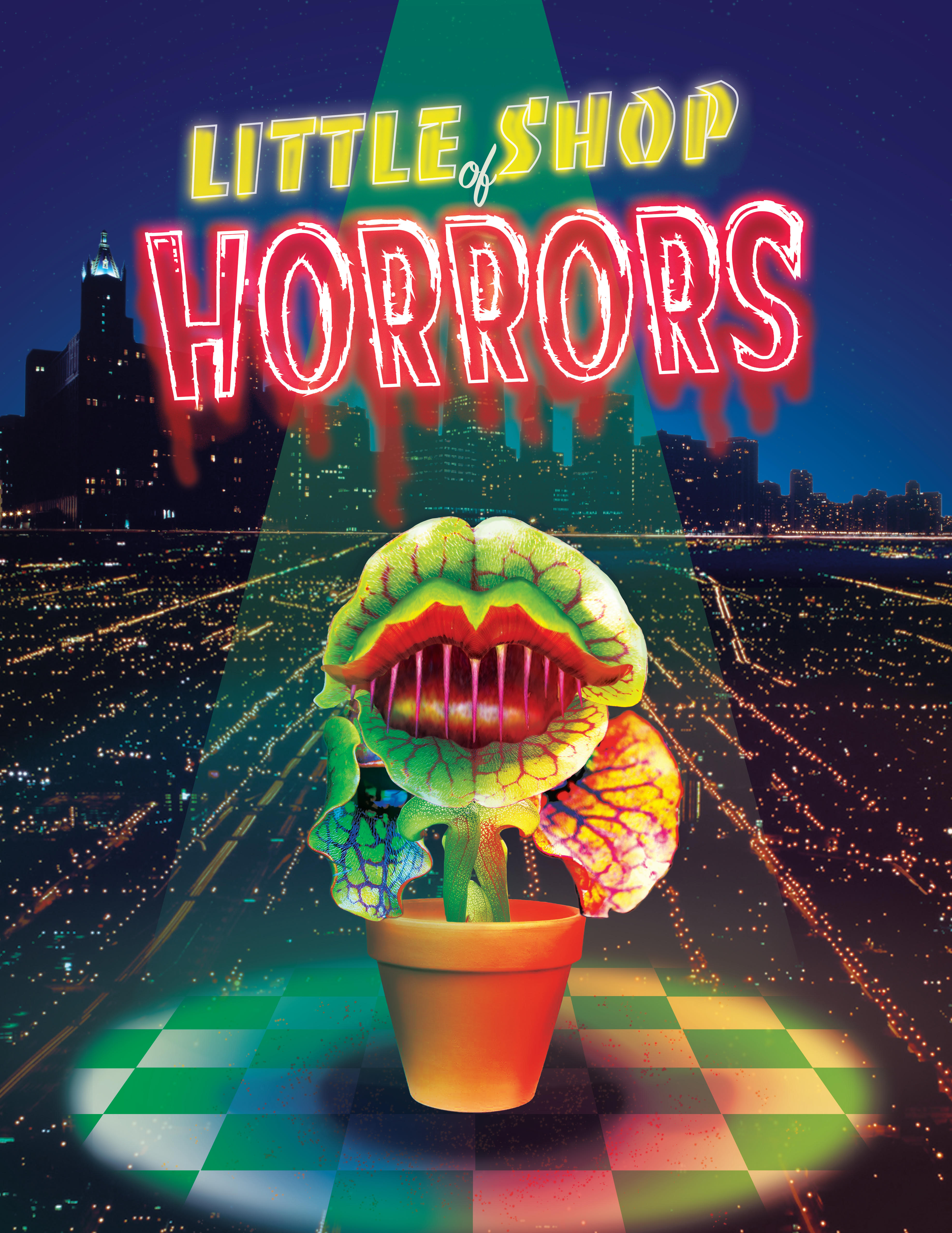 Little Shop of Horrors | Harrisonblog.com