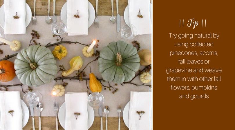 Thanksgiving - use a theme   Harrisonblog.com