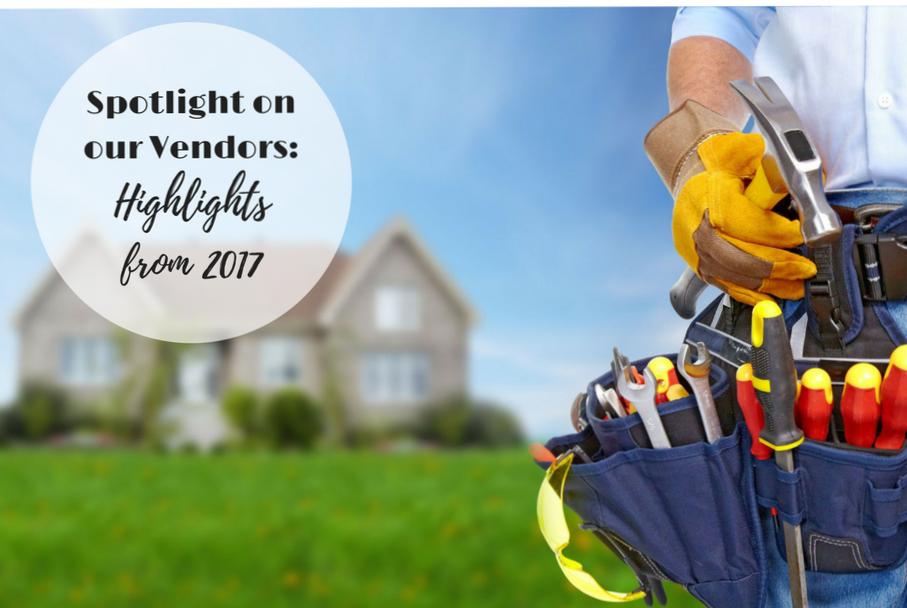 Spotlight on our Vendors | Harrisonburg Homes Team