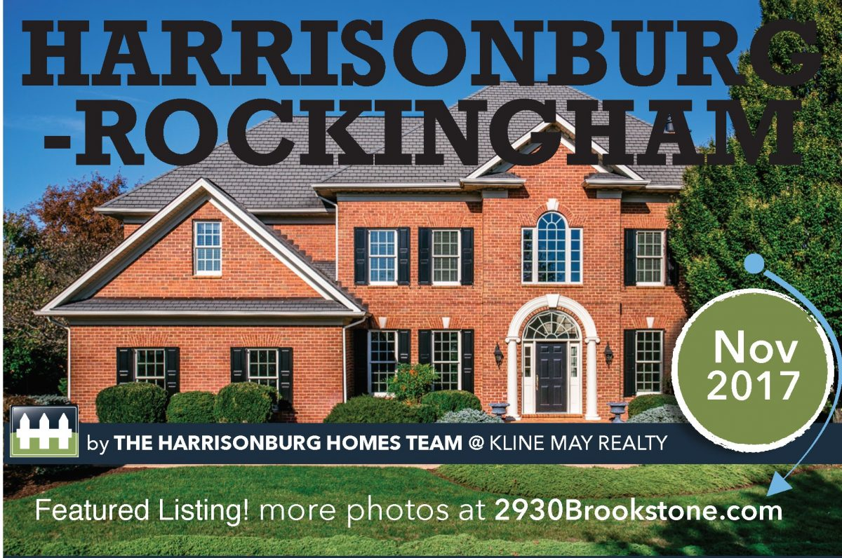 Market Report November 2017 | Harrisonburg Homes Team
