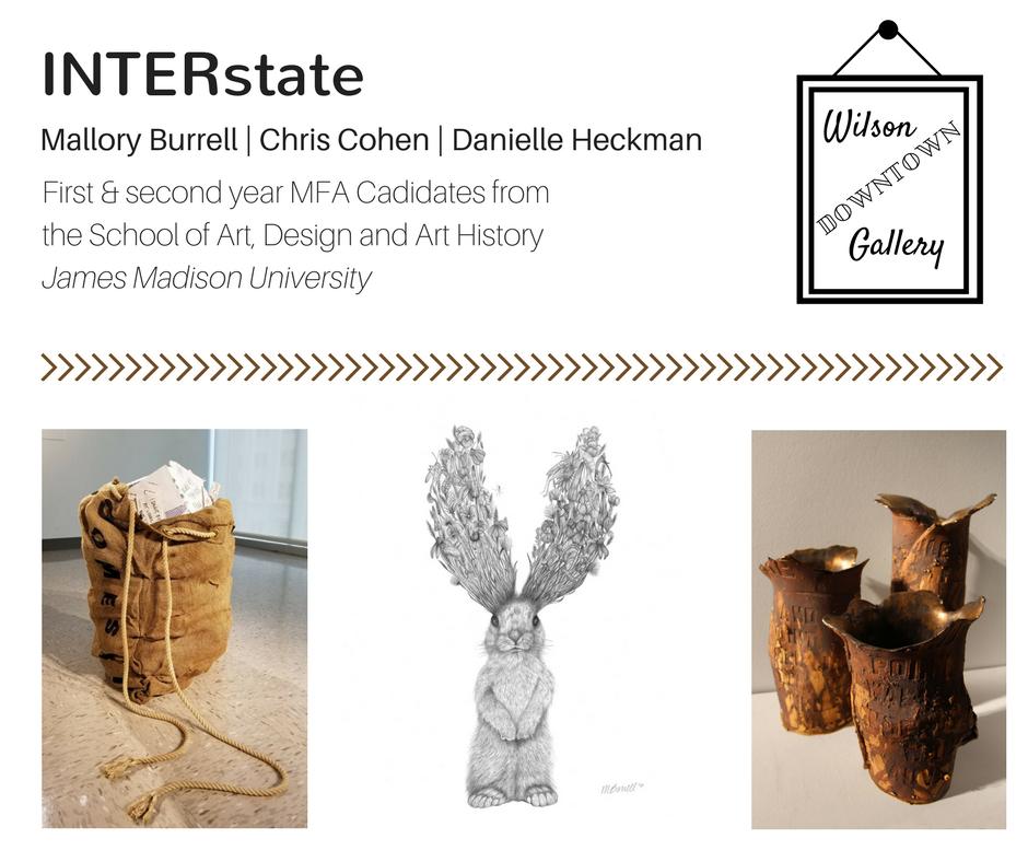 INTERstate | Wilson Downtown Gallery