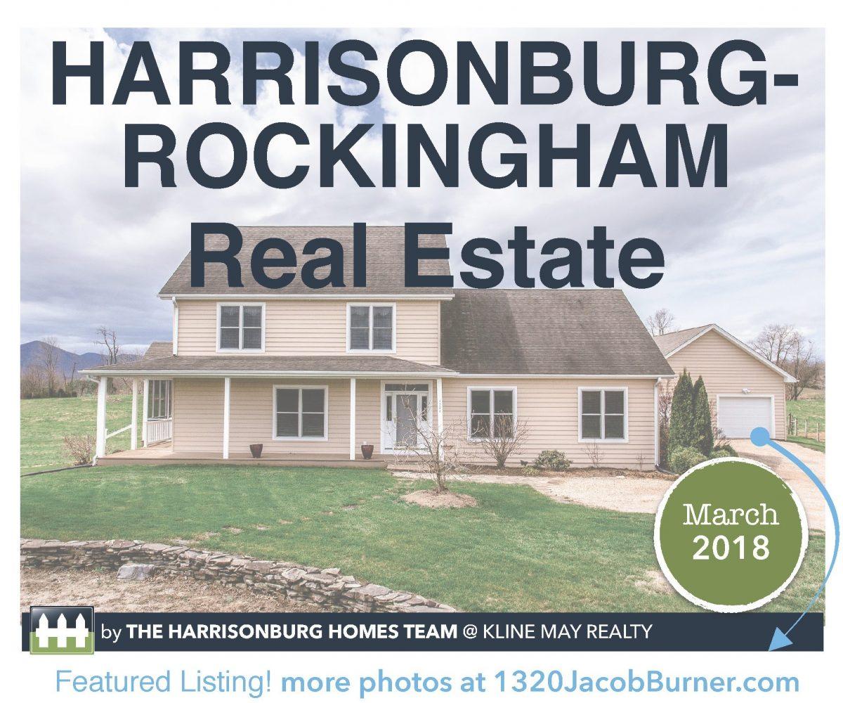March Market Report 2018   Harrisonburg Homes Team