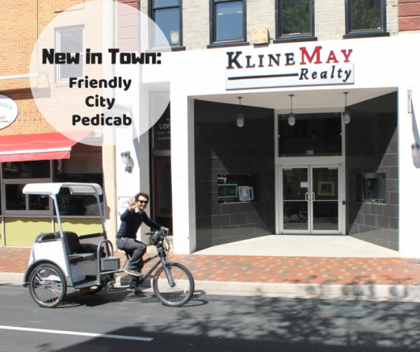 Friendly City Pedicab | Harrisonblog.com