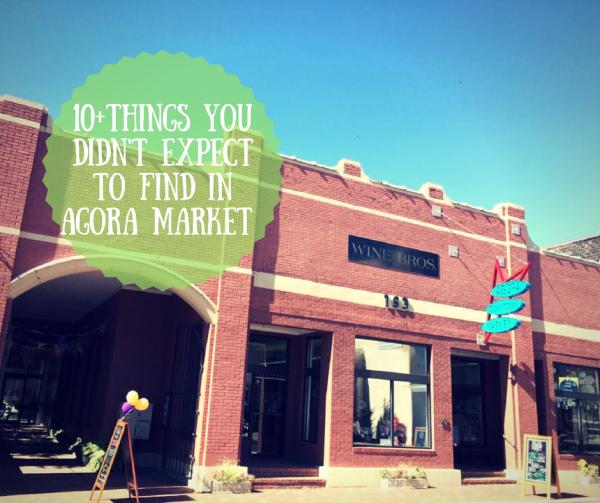 Agora Market | Harrisonblog
