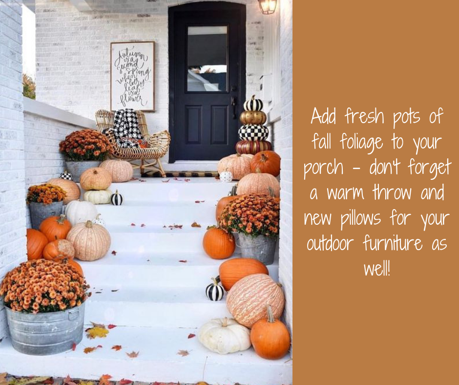 Fall decorations   Harrisonblog.com