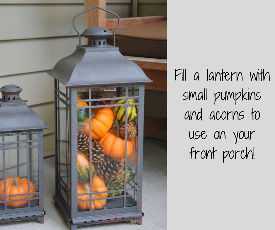 filled lantern | Harrisonblog.com