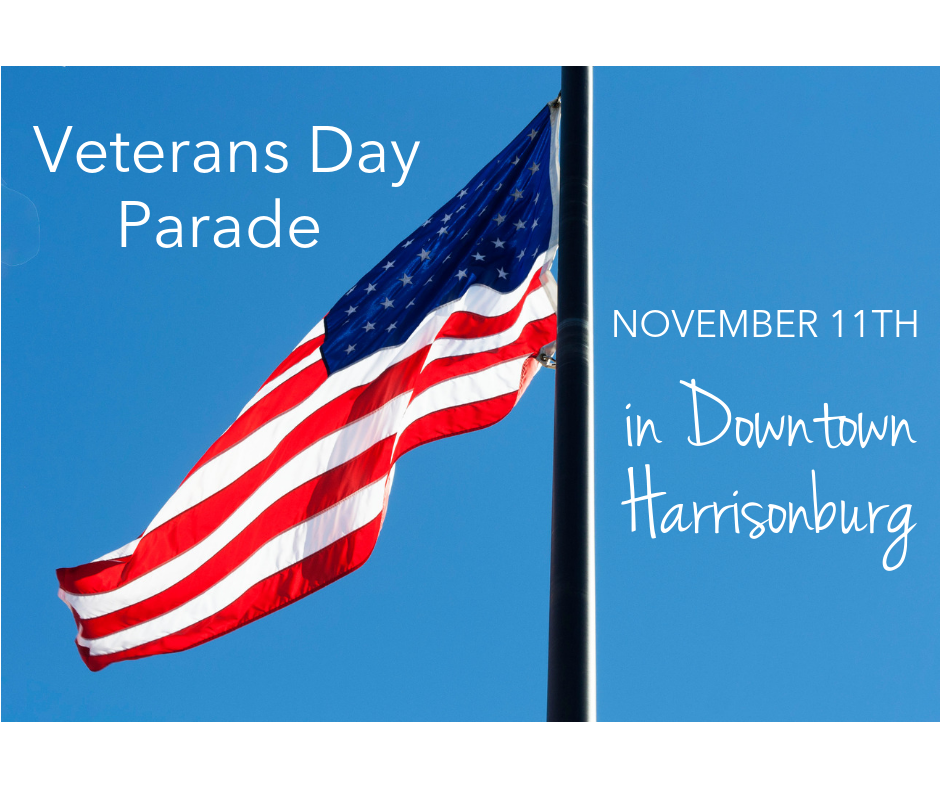 Veterans Day Parade 2018 | Harrisonburg Homes Team
