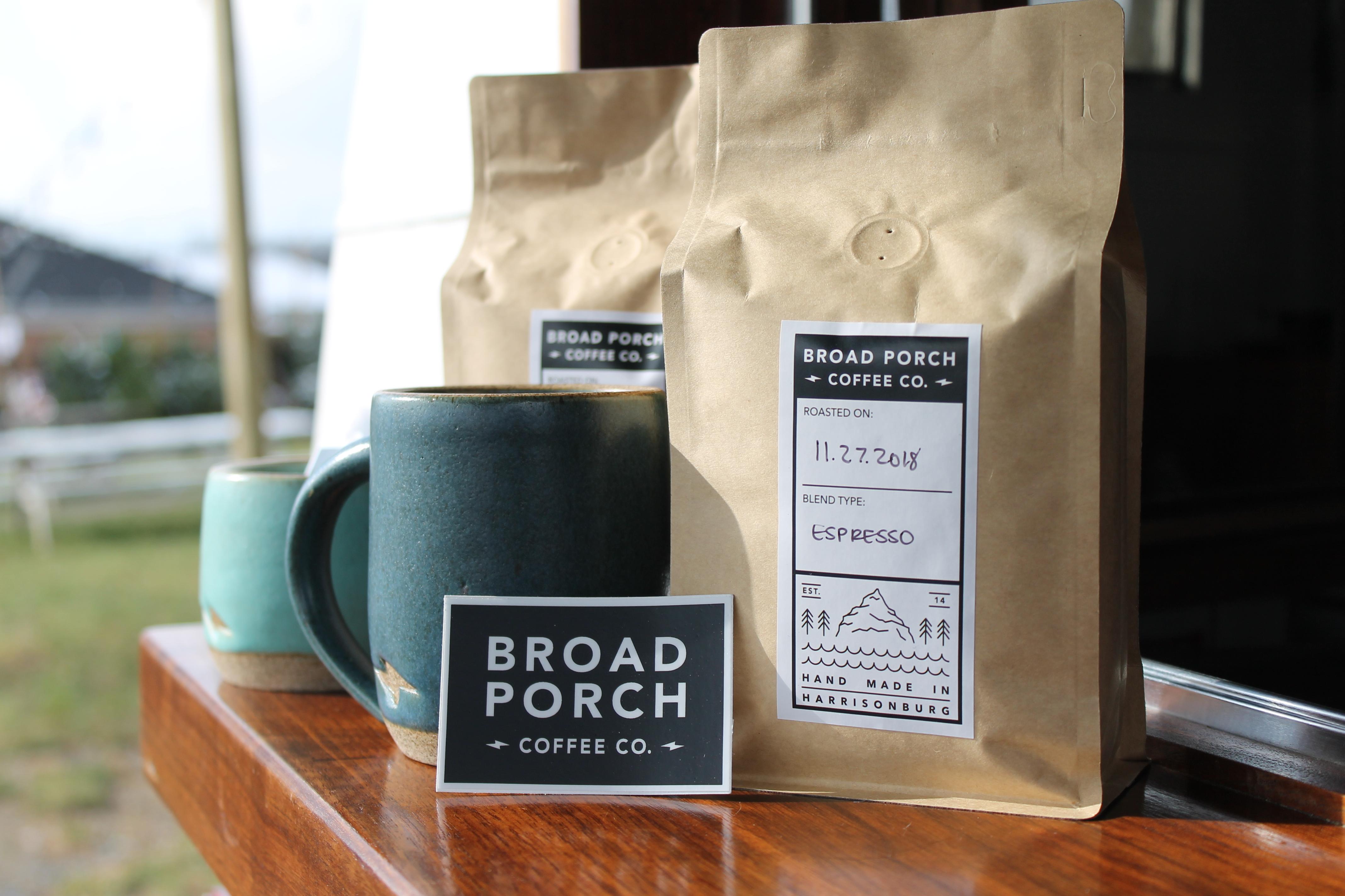 Broad Porch Coffee Camper