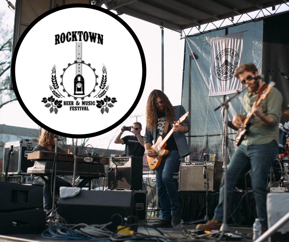rocktown beer & music festival   Harrisonblog.com