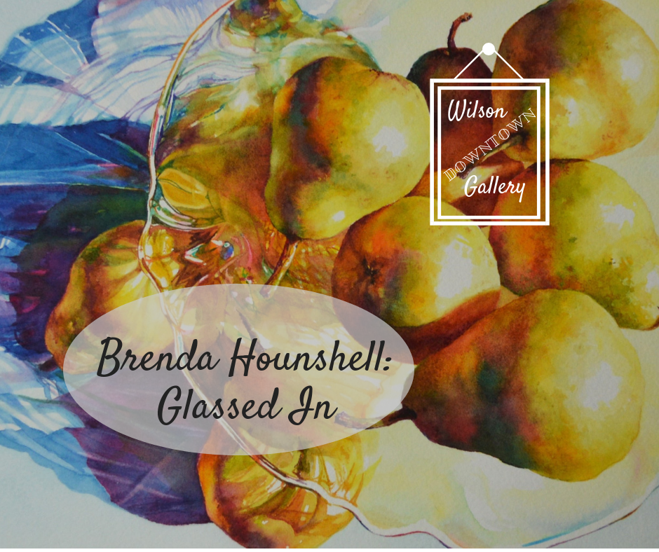 Brenda Hounshell_ Glassed In