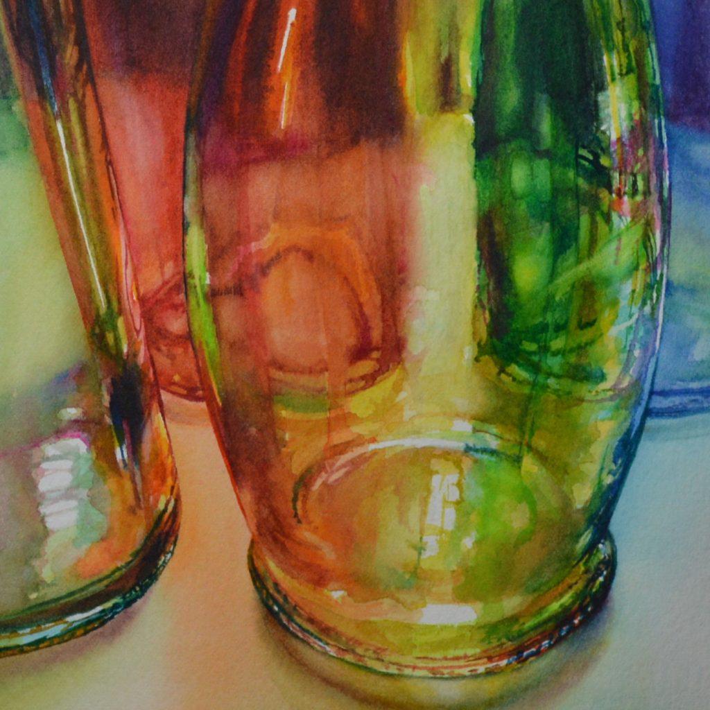 Glass Study IV Brenda Hounshell