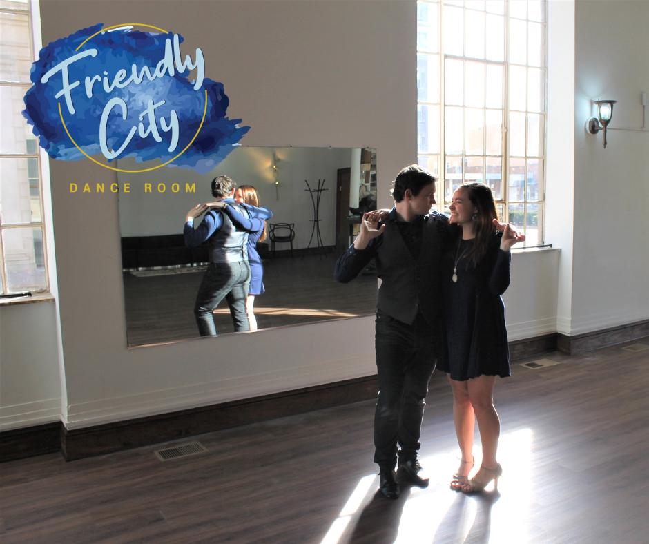 Friendly City Dance Room | Harrisonblog.com