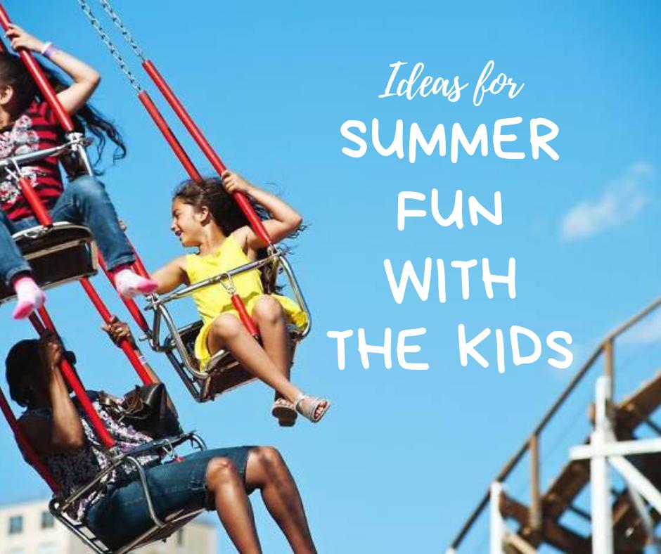 Summer Kids Activities