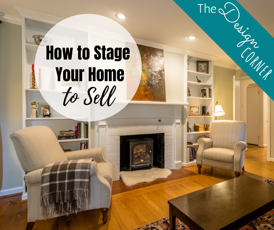 How to Stage Your Home to Sell