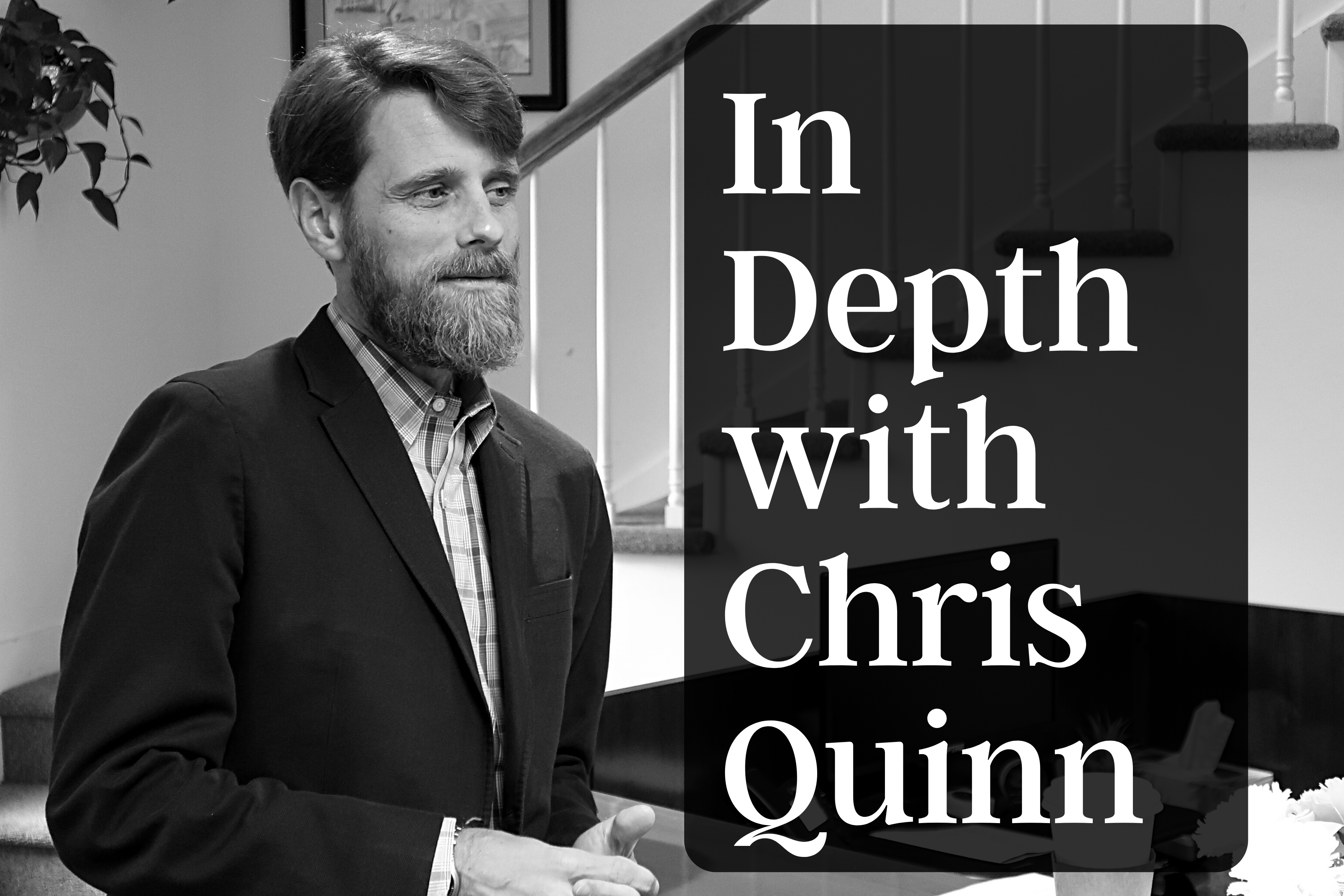 In depth with Chris Quinn (1)