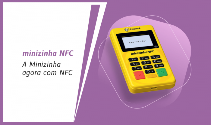Minizinha NFC