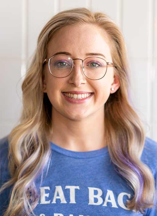 Kristen Mettin, Manager - Woodland Great Bagel & Bakery. Lexington, Kentucky.