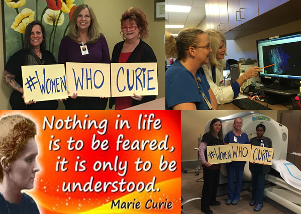 Arizona honors Marie Curie