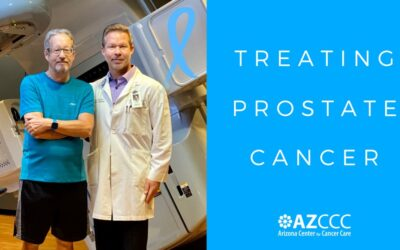 Prostate Cancer Awareness Recognized by AZCCC