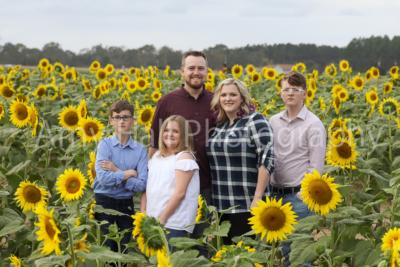 Booker   Sunflower Mini Session