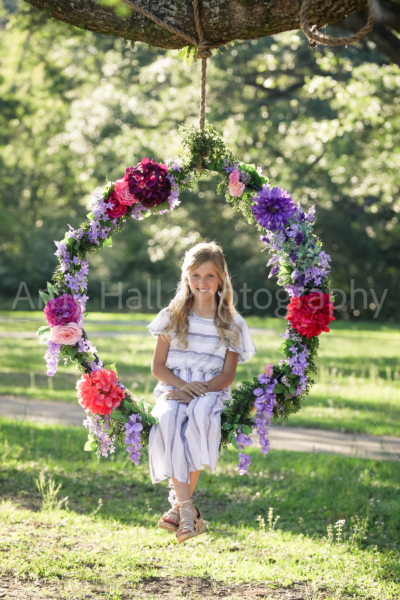 Polly   Flower Swing Mini