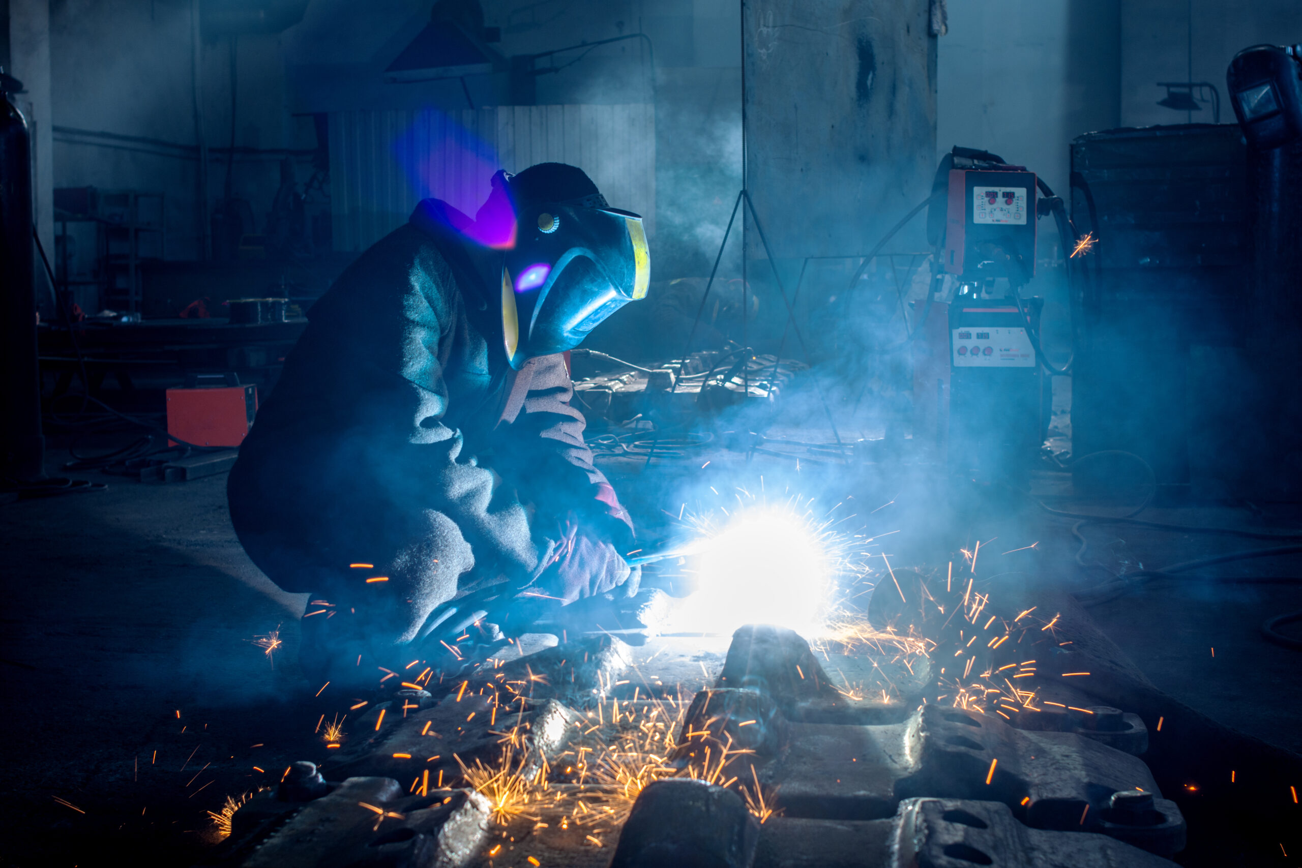 WELDING CONSULTING SERVICES