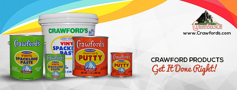 Crawford's Products: Get it Done Right!
