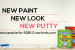 New paint, new look, new putty and spackle from #Crawfords