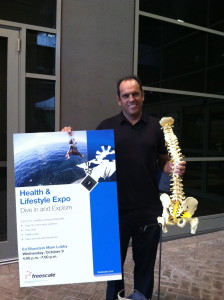Austin Chiropractic is working with Freescale employees - Austin Chiropractic - Dr. James Lee