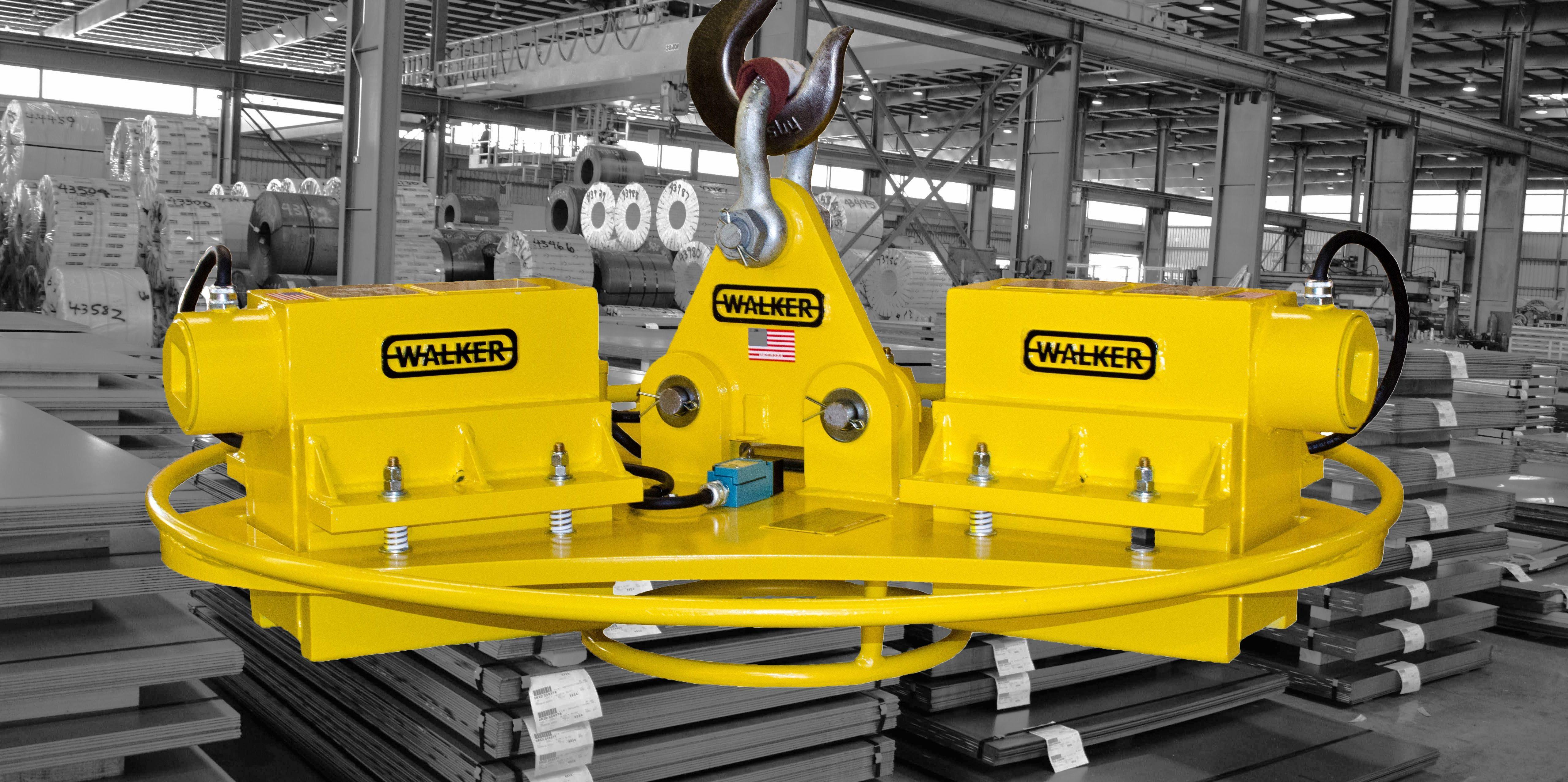 lift magnet by walker magnetics