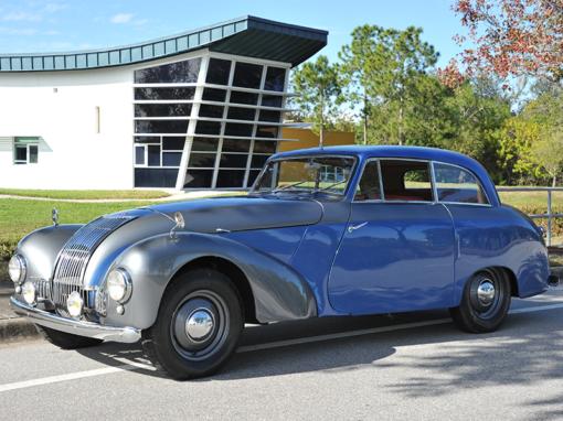 ALLARD P1 – 1950 – GREAT BRITAIN