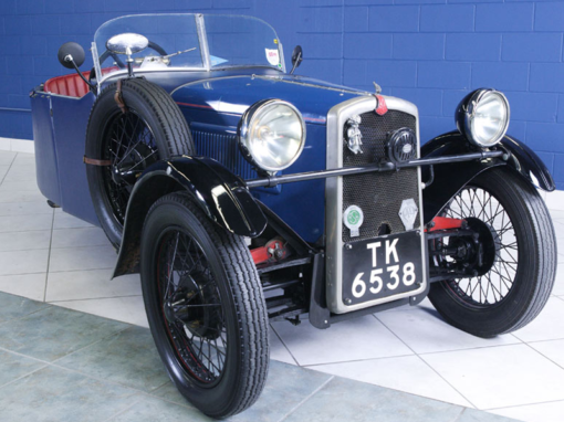 BSA 3 WHEELER – 1932 – GREAT BRITAIN