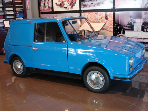 CGE GREGOIRE ELECTRIC- HYDROGEN FUEL CELL- 1971 – FRANCE