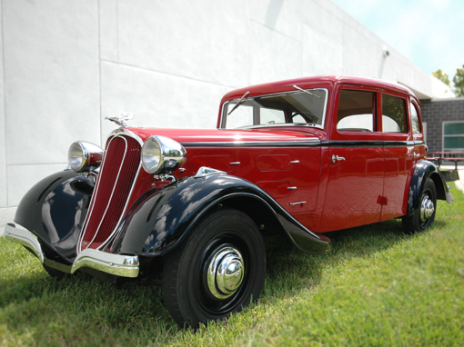 CHENARD WALCKER T9T – 1933 – FRANCE