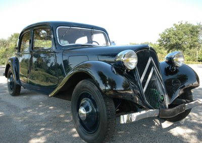 CITROËN 7CV – 1937 – FRANCE