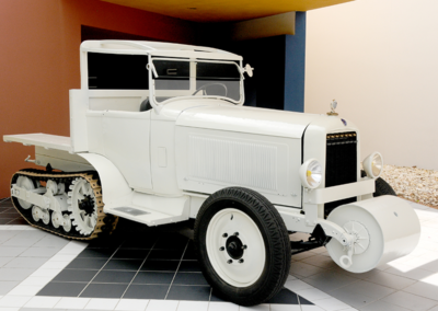 CITROËN HALF-TRACK – 1922 – FRANCE
