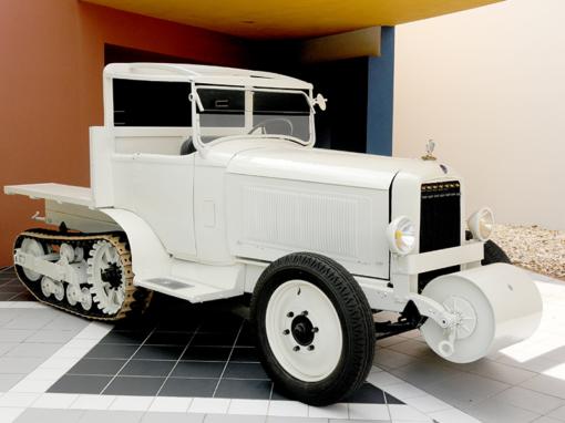 CITROËN HALF-TRACK – 1922 – FRANCE