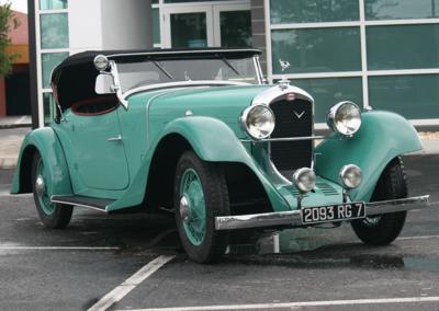DERBY V8 – 1933 – FRANCE