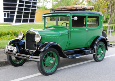 FORD MODEL A – 1929 – UNITED STATES