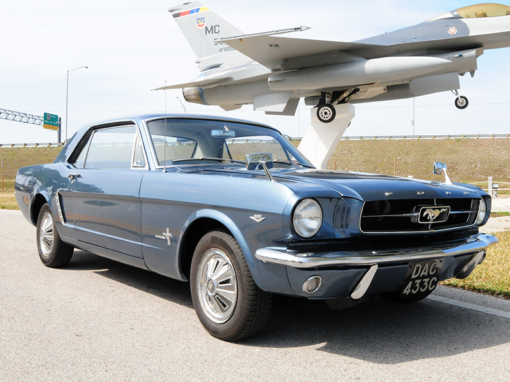 FORD MUSTANG  – 1965 – UNITED STATES