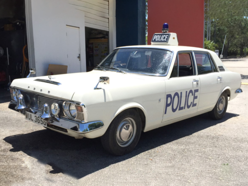 FORD ZEPHYR – 1968 – GREAT BRITAIN