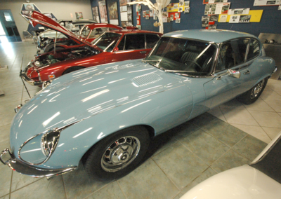 JAGUAR E TYPE – 1971 – GREAT BRITAIN