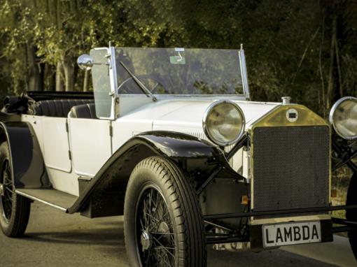LANCIA LAMBDA – 1923 – ITALY