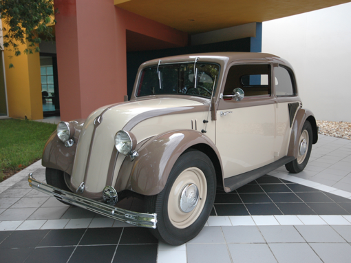 MERCEDES 130H- 1935 – GERMANY