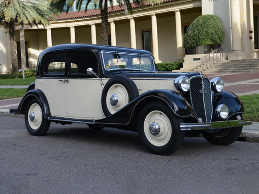 STOEWER V8 GREIF – 1934 – GERMANY